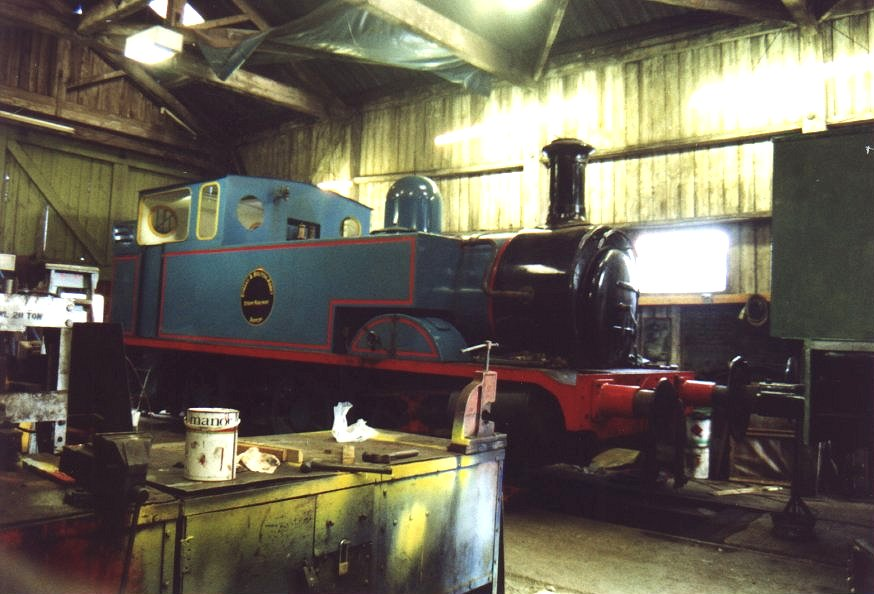 embsay  bolton abbey steam railway loco profile thomas  dorothy
