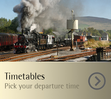 Embsay & Bolton Abbey Steam Railway | A great day out for