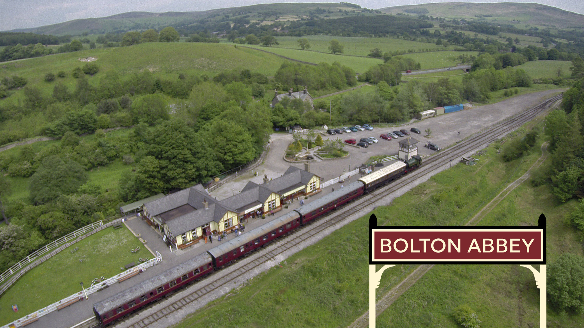 Bolton Abbey Station Embsay Amp Bolton Abbey Steam Railway