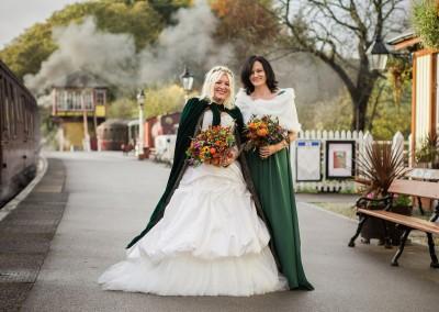 Bolton Abbey Railway Wedding (138)