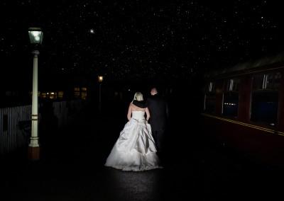 Bolton Abbey Railway Wedding (2)