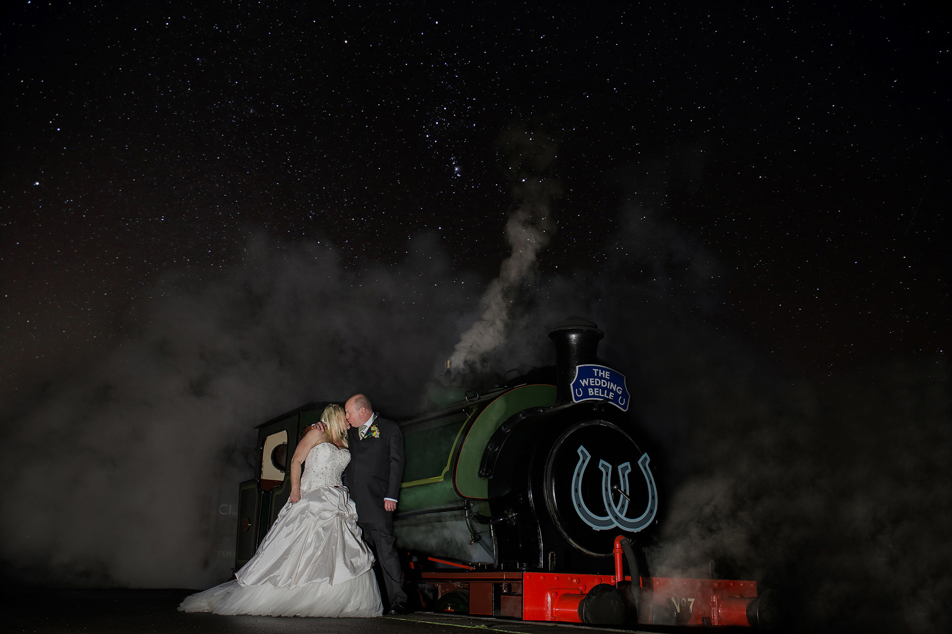 Bolton Abbey Railway Wedding (3)