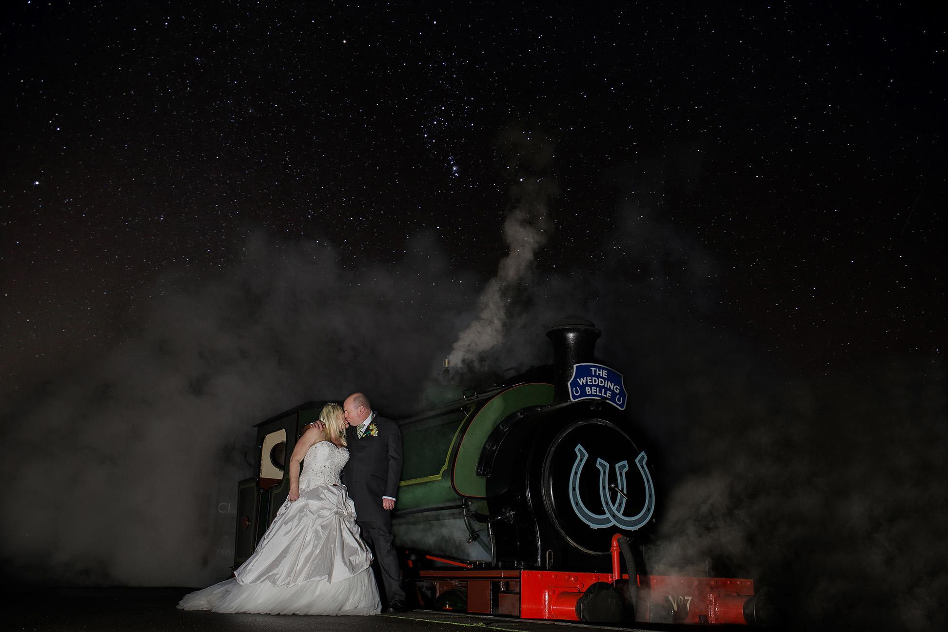 Bolton Abbey Railway Wedding (3)