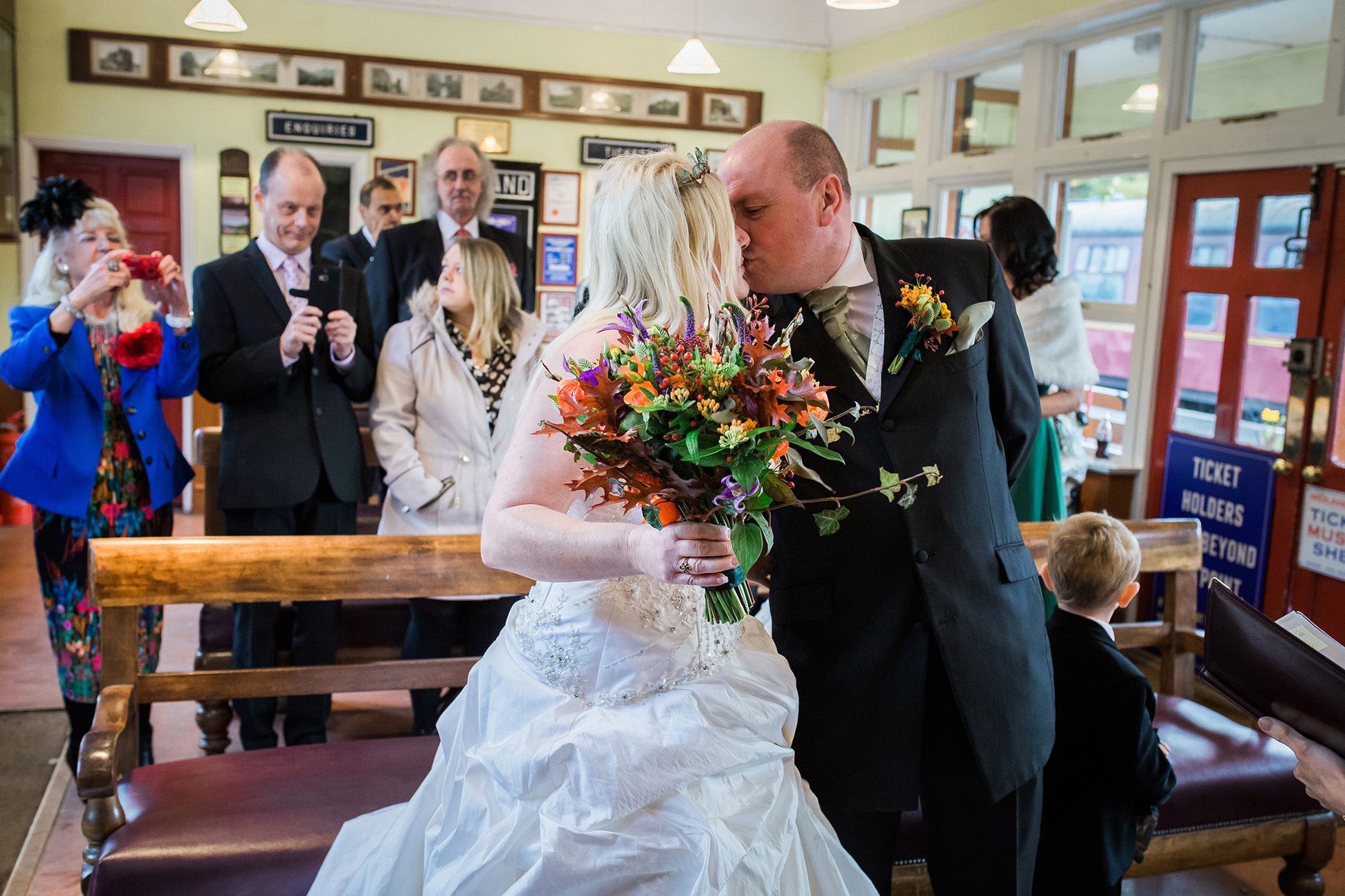 Bolton Abbey Railway Wedding (68)