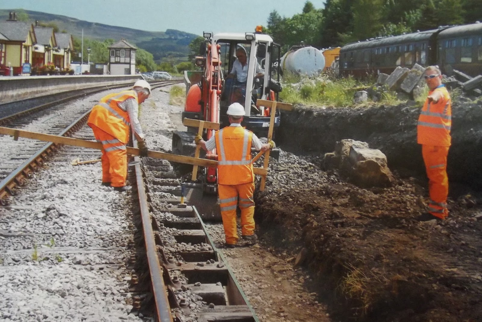 Platform 2: The work begins - can you help us complete it?