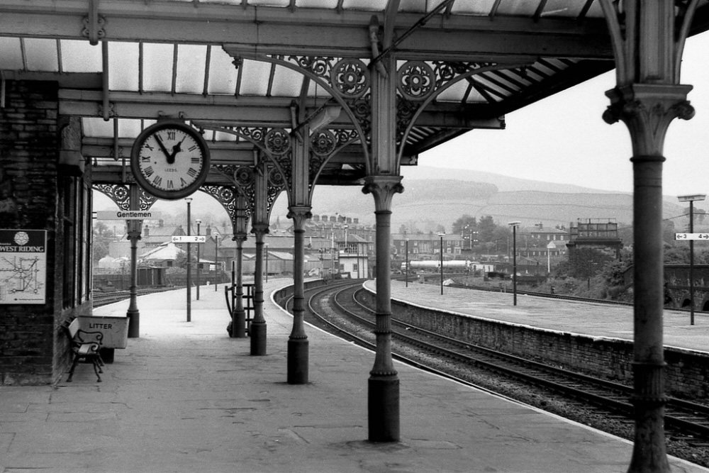 Skipton Station - help us get there!