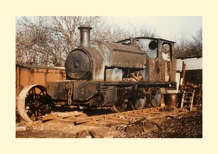 Illingworth before restoration with dumb buffers